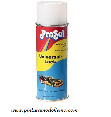 Spray Laca Universal Brillante