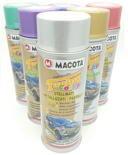 Spray Pintura Metalizada Macota