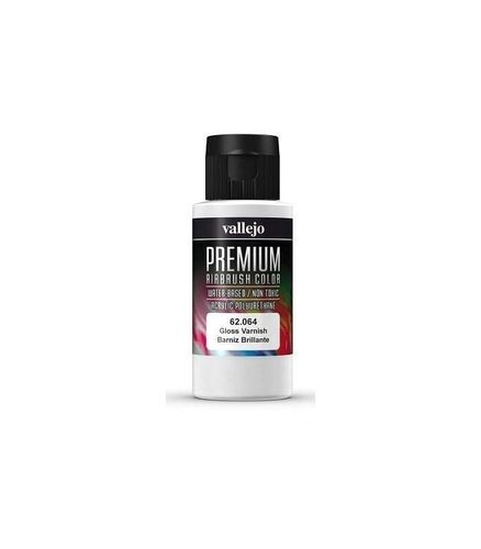 Barniz Brillante Premium Vallejo - 60ml